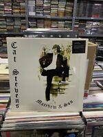 Cat Stevens LP Mattew & Son Versiegelt 2020 Audiophile
