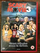 Anna Faris Cowell Simon SCARY FILM 3 2003 Horreur Comédie Parodie Sequel GB DVD