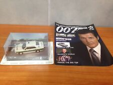 James Bond Car Collection No 66 - BMW518 - Octopussy + Magazine