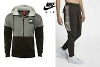 Nike AIR Men's Fleece Hoodie 886044-004 or Track Bottom 886048-355 Contrast Col.