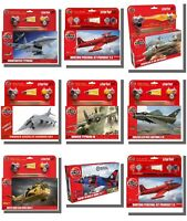 "Airfix Kits 1/72  ""Ideal Self Isolation Hobby"" with glue, paint, Brushes."