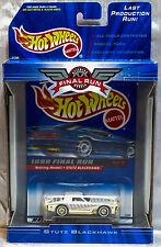 Hot Wheels Final Run Stutz Blackhawk 1999