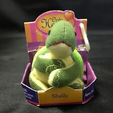 Only Hearts Pets W/Mini Pet Catalog & Key Chain ~ Shelly ~Come out of your shell