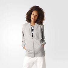 ADIDAS ORIGINALS XBYO Zip TRACK TOP Jacket BK2305 Mid-Grey Heather ( S )