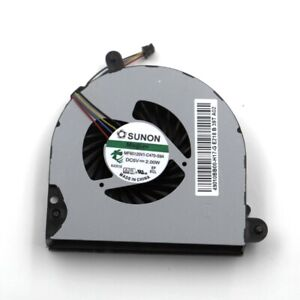 New CPU Cooling Fan For Lenovo G560 G560AX G560LX G560AY 4pins Laptop Cooler