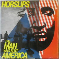 HORSLIPS The Man Who Built America LP Folk Rock, in Shrink Wrap – on DJM Records