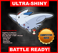 Pokemon Sword/Shield Ultra Shiny Battle Ready Togekiss FAST DELIVERY