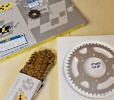 IGM Kettensatz GOLD RIEJU 50 RR 50 SPIKE 1999-02 chain sprocket kit Z200