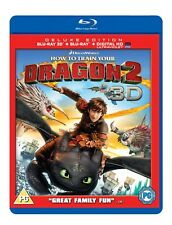 How to Train Your Dragon 2 (with 3D Version) [Blu-ray]