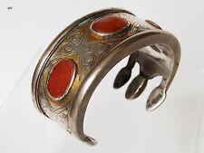 Antik Turkmen Tekke Bracelet Armspange antique Cuff autres Bracelets (Bilezik) 17/485