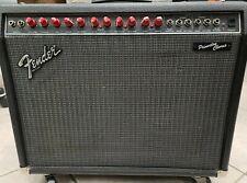 Fender Princeton Chorus Vintage 90's Red Knob Guitar Amp Made in Usa