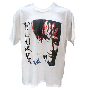 The Cure Alternative Gothic Rock Indie Music T shirt Classic Unisex Fit Tee