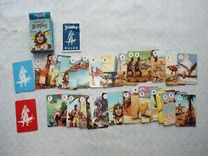Vintage Boxed Pepys Captain W.E Johns Biggles Card Game