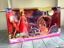 Mattel Barbie Castello di Diamanti Carrozza Coach Suoni e Luci Music & Sound