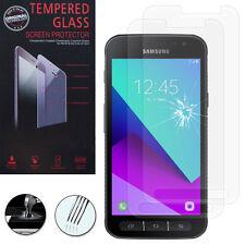 2x Cristal protector para Samsung Galaxy Xcover 4 sm-g390f real DE PANTALLA