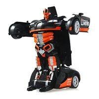 Troopers Violent RC Radio Remote Control Transformer Vehicle Car Deform Robot