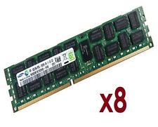 8x 8gb 64gb RDIMM ECC REG ddr3 1333 MHz F Storage Dell PowerEdge m910 m915