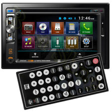DUAL XDVD256BT Double Din 6.2