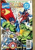 DC Versus Marvel #3-1996 fn+ 6.5 DC Vs Marvel Comics Batman Superman Spider-Man