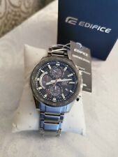Casio Edifice Mens Chronograph Stainless Steel Watch