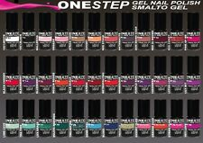 LAYLA ONE STEP GEL POLISH Smalto semipermanente unghie - COLORI DAL 1 AL 61 -