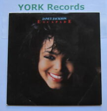 "JANET JACKSON - Escapade - Excellent Condition 7"" Single A&M USA 684"