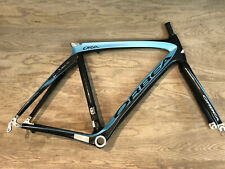 Orbea Orca Sky Blue Carbon Road Bike Frame Frameset 54cm 2007 Made In Spain