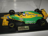1:20 Benetton Ford B193B M. Schumacher 1993 TAMIYA Masterwork Metall OVP New