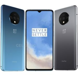 """OnePlus 7T (128GB, 8GB) 6.55"""" 4G LTE T-Mobile Unlocked GSM Global 4G LTE"""
