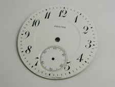 Quadrante orologio da tasca  ZENITH  pocket watch dial C340