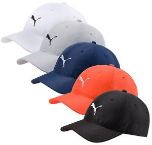 Puma Men Pounce Hat Adjustable Golf Cap - New 2021