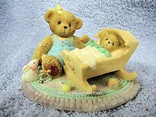 Cherished Teddies Carlton Margo and Baby 2003  NIB
