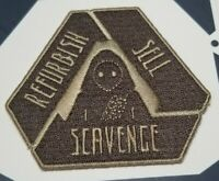 Disney Parks - STAR WARS Galaxy's Edge - DROID PATCH - IRON or SEW ON NEW TAGS
