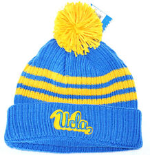 NCAA Pom Beanie Knit Hat-ucla Bruins