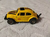 Maisto Volkswagen Baja Bug~Yellow with sunroof #41~Loose VW beetle Free Shipping