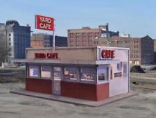 Blair Line (N-Scale) #1006 YARD CAFE/HIWAY CAFE Laser Kit - NIB