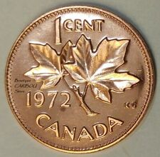 1972 Canada Proof-Like 1 Cent