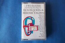 "TWO ROOMS  ""Celebrating The Songs of Elton John & Bernie Taupin ""MC K7 TAPE"