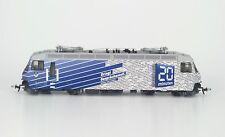 "Bemo 1259149 RhB E-Lok Ge 4/4 II 649 LAVIN blau Webelok ""20 Minuten"" Ep6 NEU+OVP"