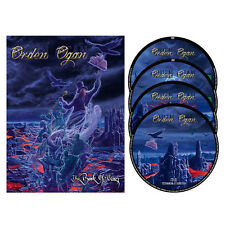 ORDEN OGAN The Book Of Ogan 2DVD+2CD BOX 2016