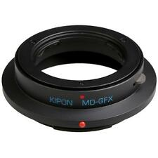 Kipon Adapter For Minolta Md Lens to Fujifilm G-Mount Gfx 50S Camera Pro Mount B