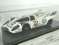 Porsche 917K (1971) 1/43 Resin Model Le Mans Collection (22) Hachette SPARK