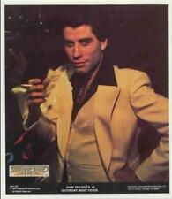 JOHN TRAVOLTA SATURDAY NIGHT FEVER 1977 Poster Put-On 8x10 Photo