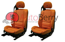 BMW 3 Series M3 E46 Replacement Upholstery Leather Seat Covers (2000-2006) NEW!
