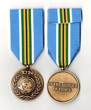 UNITED NATIONS MEDAL ( FULL-SIZE )  FOR ABYEI ( UNISFA )