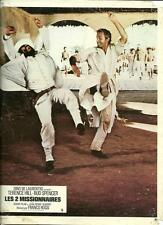 Bud Spencer Terence Hill in The Two Missionaries 1974 original movie photo 16901
