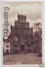 Königsberg Neumark Rathaus  1928   Polen Lebus