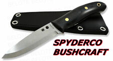 Spyderco Bushcraft UK G-10 Fixed Blade NUMBERED FB26GP