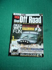 TOTAL OFF ROAD ***Back Issue *** October 2007 ***