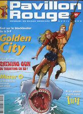 PAVILLON ROUGE N°10. Avril 2002.